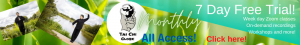 Tai Chi Globe Monthly - All Access